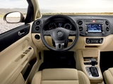 Volkswagen Golf Plus 2009 wallpapers