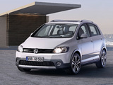 Volkswagen CrossGolf 2010 wallpapers