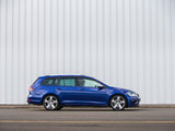 Images of Volkswagen Golf R Estate UK-spec (5G) 2017
