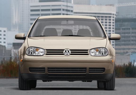 Photos of Volkswagen Golf 2.0 5-door US-spec (Typ 1J) 1999 ...