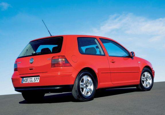 Volkswagen Golf 1 6 Fsi 3 Door Typ 1j 2002 03 Pictures