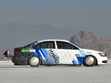 Photos of Volkswagen Jetta Hybrid Speed Record Car (Typ 1B) 2012