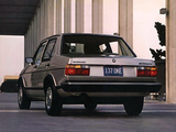Pictures of Volkswagen Jetta US-spec (I) 1980–84