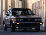 Volkswagen Jetta US-spec (I) 1980–84 photos