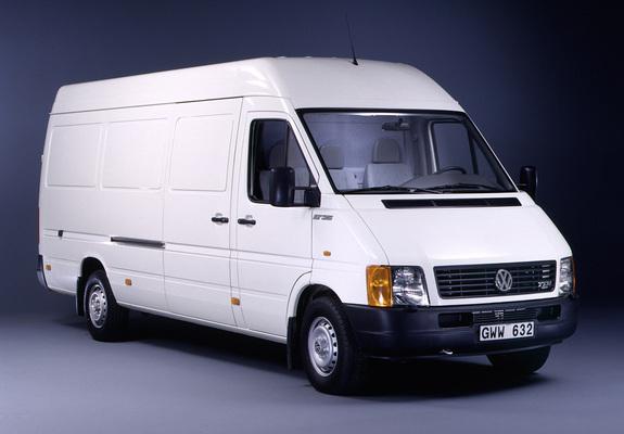 Pictures Of Volkswagen Lt Van Ii 1996 2006 1024x768