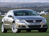Photos of Volkswagen CC ZA-spec 2008–12