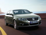 Photos of Volkswagen Passat EcoFuel Sedan (B6) 2009–10