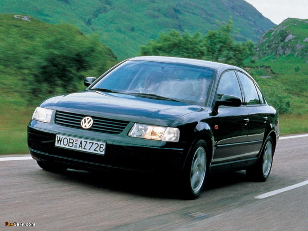 b5 1997 passat фото volkswagen