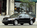 Volkswagen Passat Sedan US-spec (B5) 1997–2000 photos