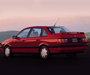Wallpapers of Volkswagen Passat Sedan US-spec (B3) 1988–93
