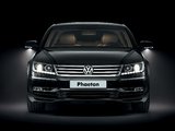 Photos of Volkswagen Phaeton V8 2010