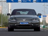 Pictures of Volkswagen Phaeton W12 2010