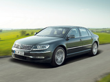 Pictures of Volkswagen Phaeton V8 Long 2010