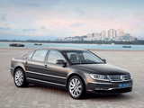 Volkswagen Phaeton V8 Long 2010 images