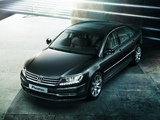 Volkswagen Phaeton V8 2010 photos