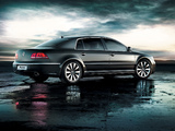 Volkswagen Phaeton V8 2010 wallpapers