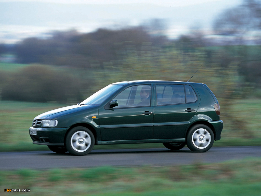 Images Of Volkswagen Polo 5 Door Iii 1994 99 1024x768