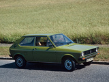 Photos of Volkswagen Polo (I) 1975–79