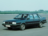Images of Volkswagen Santana 1981–84