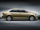 Photos of Volkswagen Santana 2012