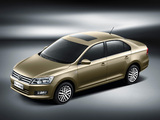 Volkswagen Santana 2012 wallpapers