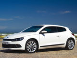 Images of Volkswagen Scirocco ZA-spec 2008
