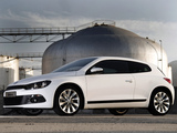 Volkswagen Scirocco ZA-spec 2008 wallpapers
