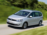 Volkswagen Sharan BlueMotion 2010 images