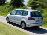 Volkswagen Sharan BlueMotion 2010 photos