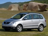 Photos of Volkswagen SpaceFox 2006–10