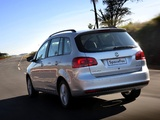 Volkswagen SpaceFox 2010 pictures