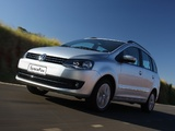 Volkswagen SpaceFox 2010 wallpapers