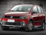 Volkswagen SpaceCross 2011 images