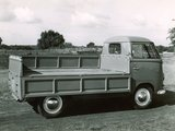 Photos of Volkswagen T1 Single Cab Pickup 1952–67