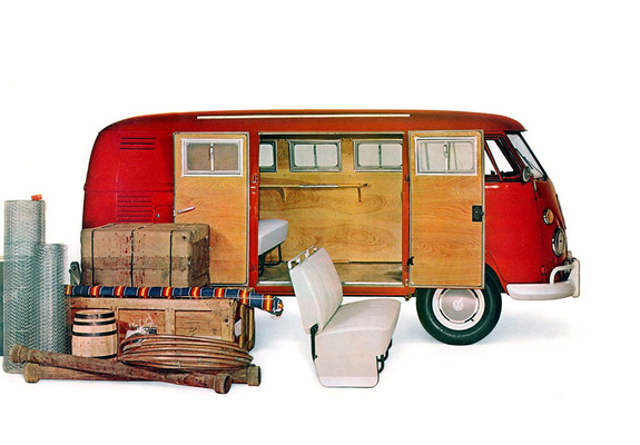 Volkswagen T1 Camper 1950 67 Photos 1024x768