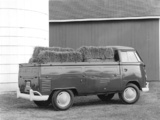 Volkswagen T1 Single Cab Pickup 1952–67 photos