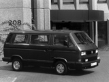 Images of Volkswagen T3 Vanagon Carat 1985–92