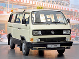 Photos of Volkswagen T3 Taxi 1988–92