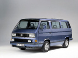Photos of Volkswagen T3 Multivan Bluestar 1989–90