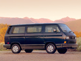 Volkswagen T3 Vanagon Carat 1985–92 wallpapers
