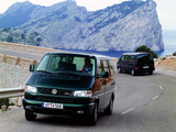 Images of Volkswagen T4 Caravelle 1996–2003