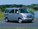 Volkswagen T4 Multivan 1996–2003 wallpapers