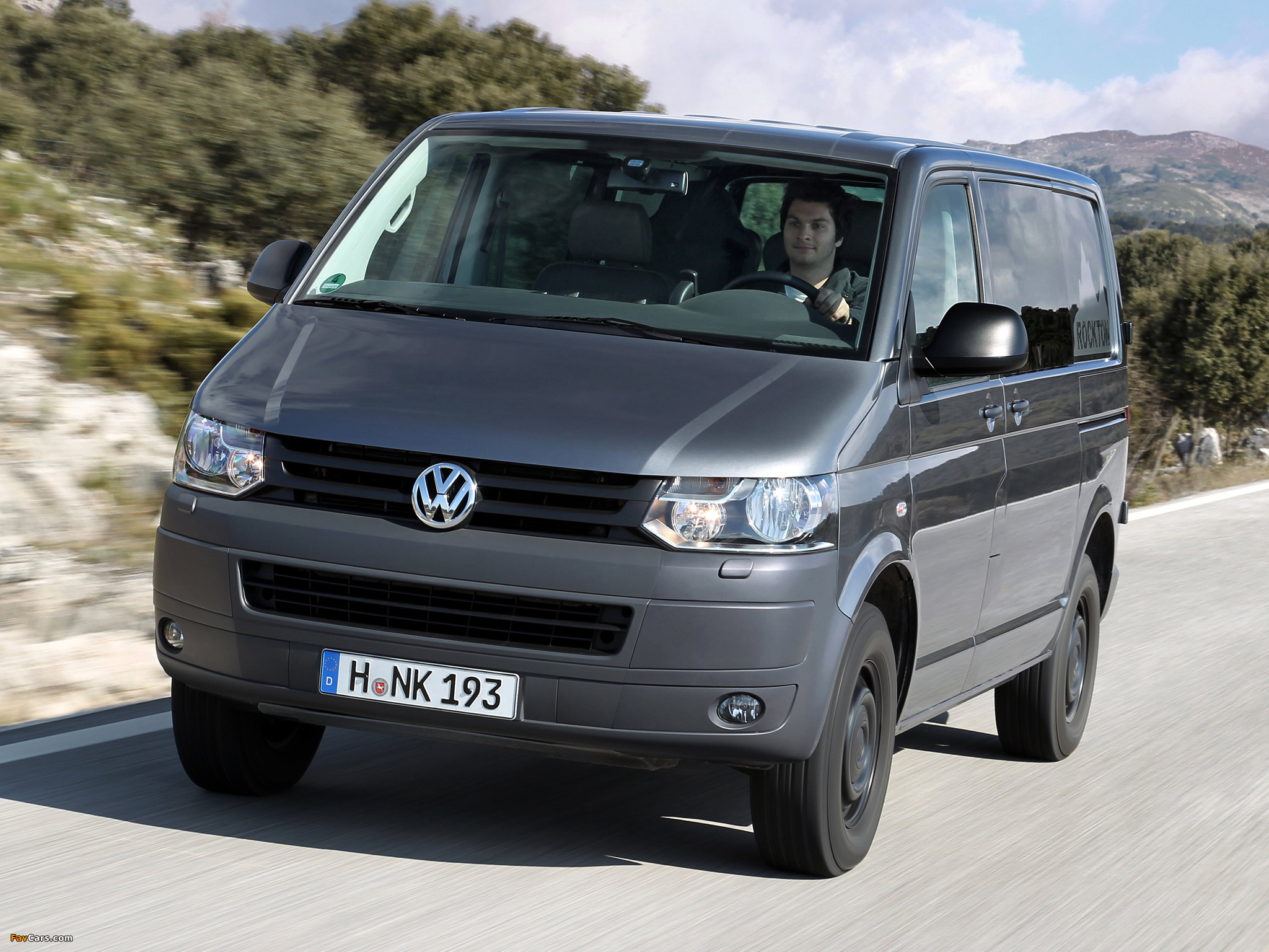 wallpapers of volkswagen t5 transporter combi rockton 2010 2048x1536. Black Bedroom Furniture Sets. Home Design Ideas