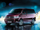 Volkswagen T5 Multivan LIFE 2012 wallpapers