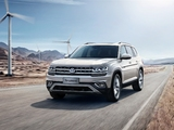 Volkswagen Teramont China 2017 wallpapers