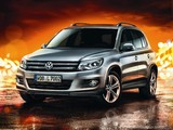 Volkswagen Tiguan LIFE 2012 wallpapers