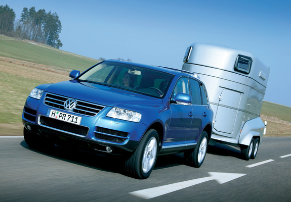 Pictures Of Volkswagen Touareg V10 Tdi 2002 07 2048x1536