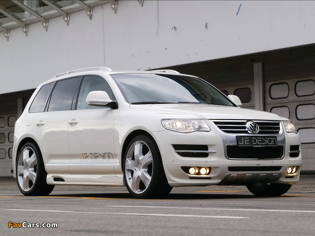 pictures of je design volkswagen touareg 2007 640x480