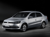 Volkswagen Voyage Bluemotion 2012 photos
