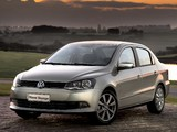 Volkswagen Voyage 2012 wallpapers